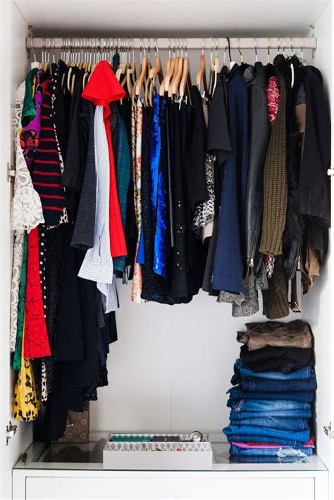 The And Only Fashion Dedicated To On A Budget by 17 Best Ideas About Small Wardrobe On Closet