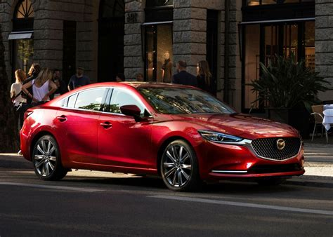 2019 Mazda 6 Coupe by 2019 Mazda 6 Coupe And Wagon Lineup Automotive Car News