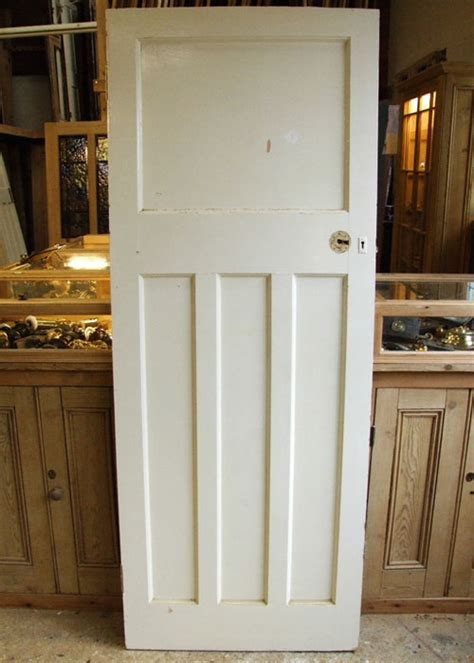 Edwardian Interior Doors Reclaimed Edwardian Doors