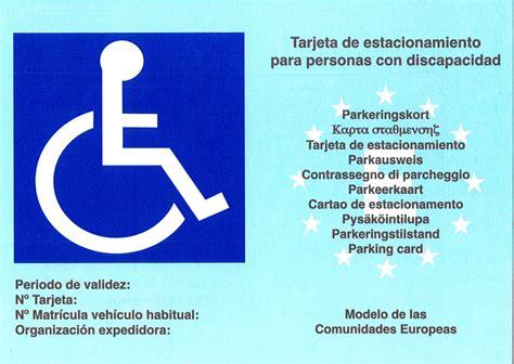 ayto silla tarjeta de estacionamiento para los veh 237 culos destinados