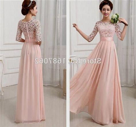 light pink dress with sleeves light pink lace dress with sleeves naf dresses