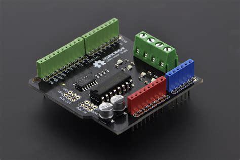 dfrobot 2a motor shield 1a motor shield for arduino
