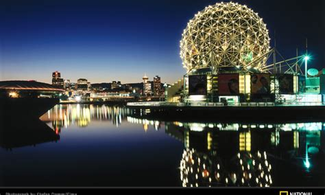 3d wallpaper vancouver hd wallpapers for desktop science world vancouver bc canada