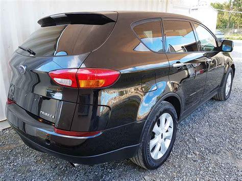 black subaru 2007 sold subaru tribeca black 2007 used vehicle sales