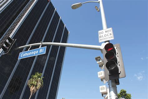 beverly hills red light camera beverly hills to install new red light cameras park