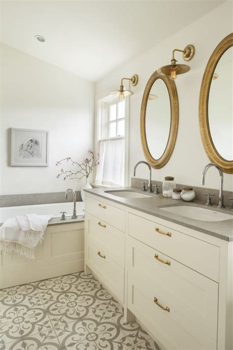 mixing metals how to mix metal finishes in a bathroom