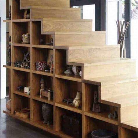 Rak Cerobong Rumah 18 contoh model desain tangga rumah minimalis modern sederhana