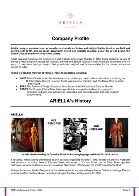design studio company profile pdf 29 company profile sles templates in pdf free pdf