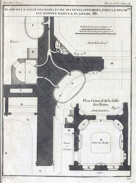 117 Best Images About Hotel Particulier On Pinterest 18th Century German Floor Plans