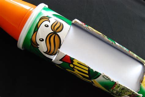 How Do You Make Flash Paper - how to create a pringles can light reflector 7 steps