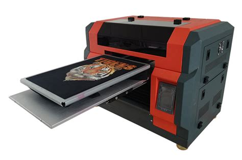 Printer Uv Flatbed A3 funsunjet a3 t shirt flatbed printer with epson dx5
