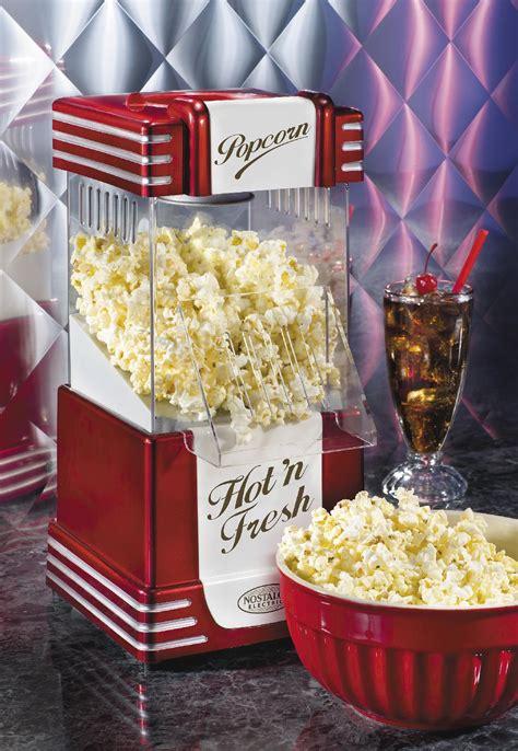 retro popcorn maker   fashioned popcorn makers  sears