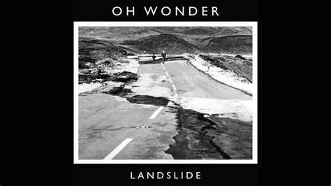 drive oh wonder chords oh wonder landslide official audio chords chordify