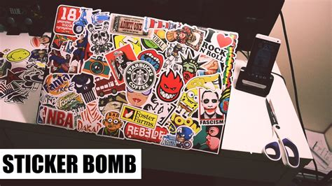 sticker bomb wallpaper hd  images