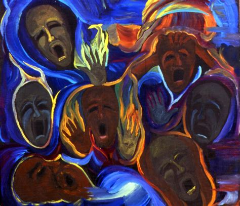 New Original Realization realization painting by nathan paul gibbs