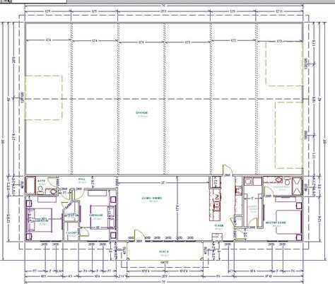 texas barndominium floor plans barndominium house plans 40x60 barndominium floor plans