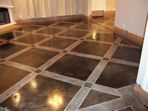 Ideas for Finishing Concrete Basement Flooring