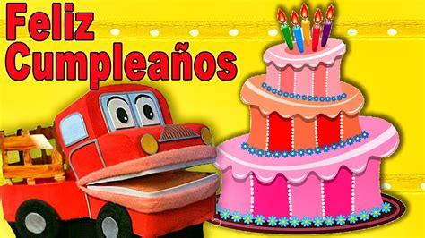 imagenes cumpleaños infantiles el mejor feliz cumplea 241 os barney el cami 243 n canciones