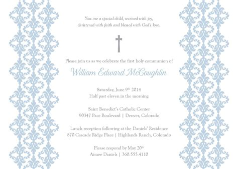 baptism invitation template baptism invitation card