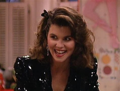 becky on full house rebecca from full house season 2 episode 11 a little romance full house