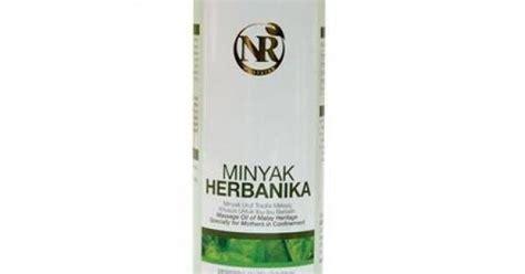 Teh Herbanika Nona Roguy syani minyak herbanika nona roguy sape pernah try