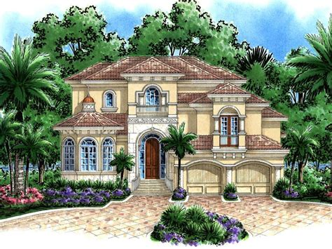 mediterranean house plan plan 037h 0121 find unique house plans home plans and