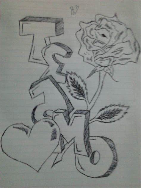 imagenes de amor para dibujar con lapicero dibujos que le hice a mi novia bueno es mi mejor amiga