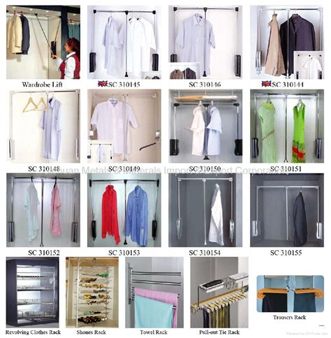 Wardrobe Manufacturer by Wardrobe Accessories Sc 310141 Scmmc China