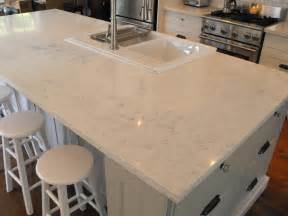 which quartz countertop looks like white marble