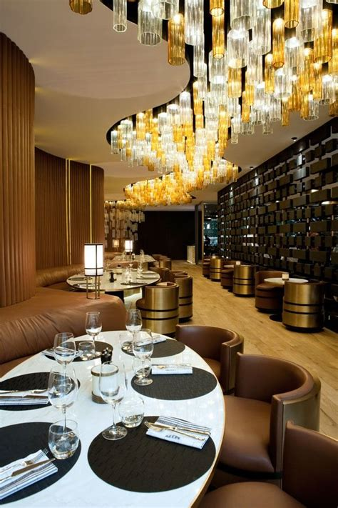 15 must see restaurant lighting pins restaurant design