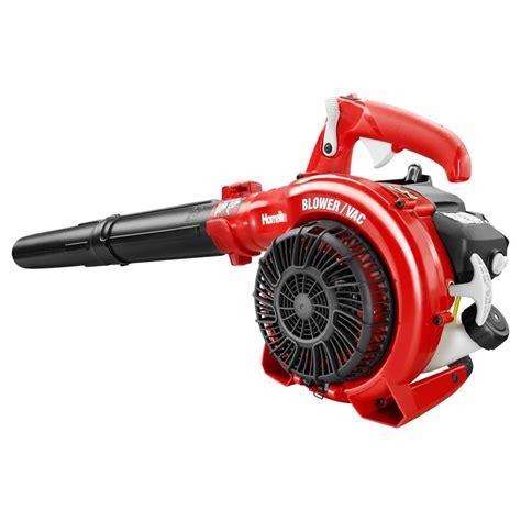homelite  mph  cfm cc gas handheld blower vacuum uthbv  home depot