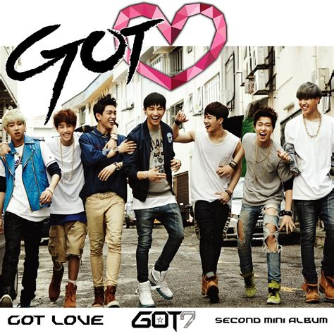 got7 who s that mp3 got7 got got love 2nd mini album mp3 download