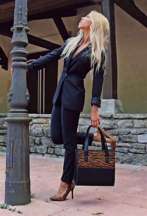 ideal spring work wear outfits  women  elegant