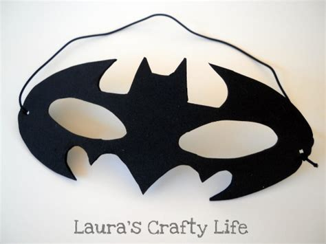 diy batman mask template how to batman mask s crafty