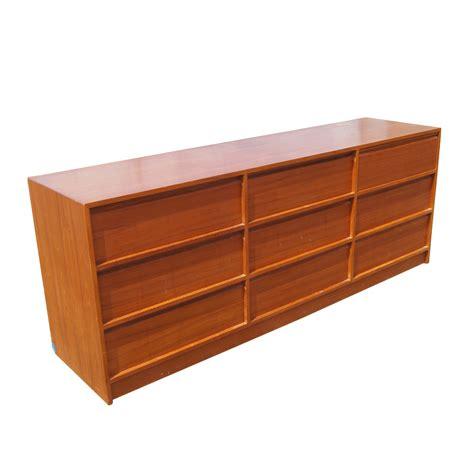 Teak Dresser 76 quot vintage mid century teak dresser ebay