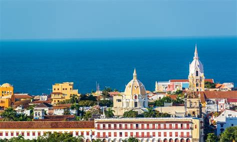 colombia trip with airfare from great value vacations in