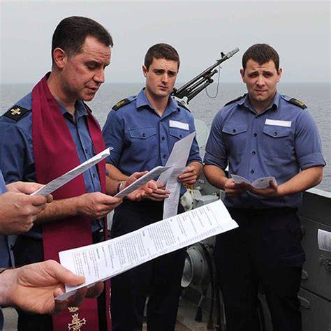 Chlain College Mba 524 by Reserve Chaplain In The Royal Naval Reserve