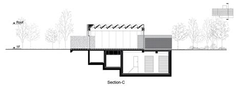 sections of mass gallery of osulloc tea house pavilions mass studies 54