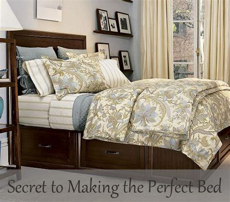 how to make the perfect bed the secret to making the perfect bed the maids blog