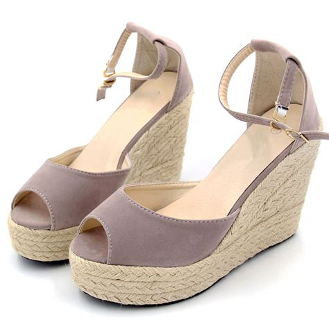 summer wedge sandals buy wedge sandals espadrilles