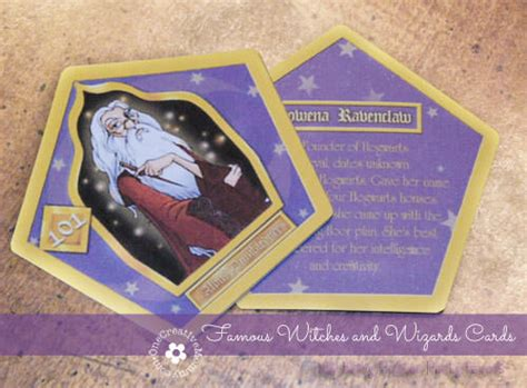harry potter witch and wizard card template harry potter favors including bertie botts every