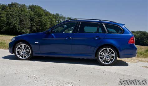 Essai BMW 335xi Touring   Asphalte.ch
