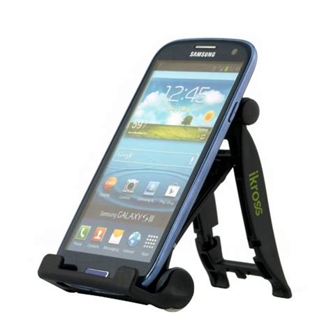 Rivet Cell Phone Holders by Buy Price Ikross Universal Portable Folding Mobile Phone