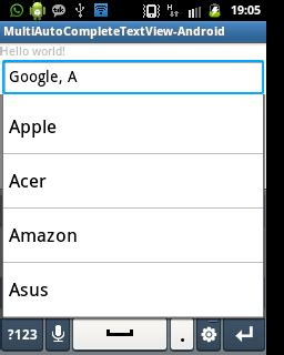 membuat aplikasi android menggunakan html5 membuat aplikasi menggunakan multiautocompletetextview