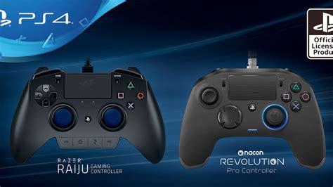 ps4 controller ps4 pro controller neue gamepads kommen computer bild