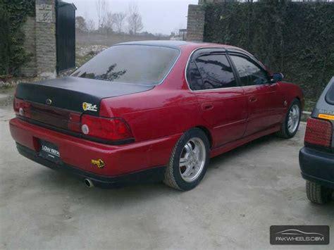 toyota corolla gli 1993 toyota corolla gli 1 6 1993 for sale in peshawar pakwheels