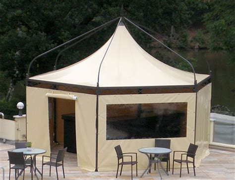Pavillon Ohne Bohren by Bo Wi Outdoor Living Pavillons