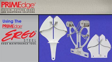 Ergo Ergothe Collection by Using The Primedge Ergo Steel