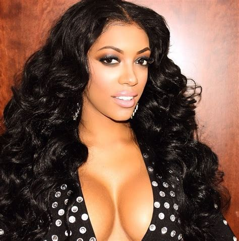 porche with real hair from atalanta porsha williams blindsided by quot rhoa quot demotion