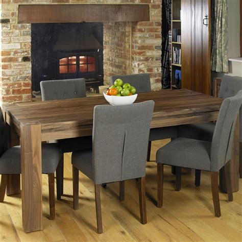 walnut dining room furniture strathmore solid walnut home dining room furniture six